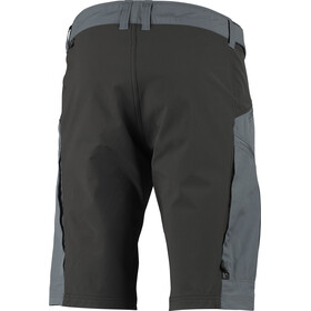 Lundhags Makke Shorts Herr granite/charcoal